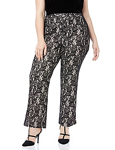 Black Label Lace Pant