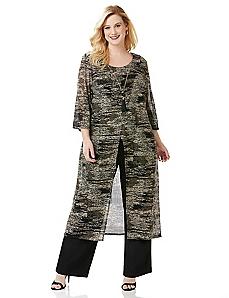 Sparkling Symmetry Pantsuit