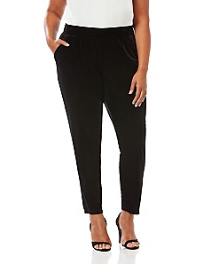 AnyWear Velvet Pant