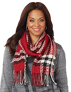 Winter Outings Scarf