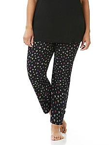 Sparkle On Sleep Pant