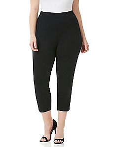 AnyWear Slim Leg Capri
