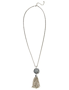 Geo Sparkle Necklace