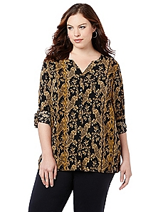 Lace Vine Blouse