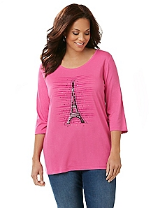 Paris Lights Tee