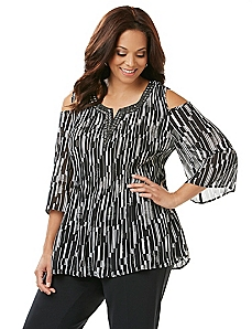 City Rhythm Blouse