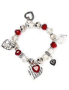 Hearts On Fire Bracelet