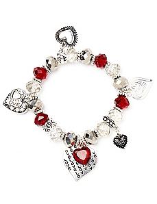 Hearts On Fire Bracelet