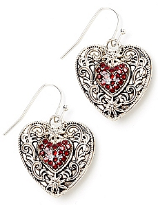 Hearts On Fire Earrings