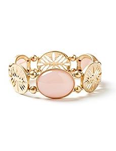 Rose Glow Bracelet