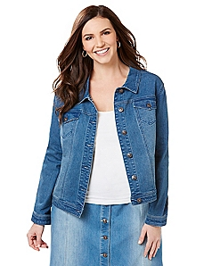 Timeless Denim Jacket
