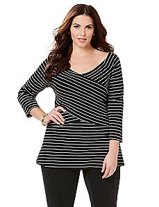 Curvy Collection Starlet Top