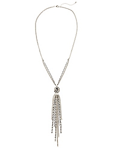 Tassel Stone Necklace