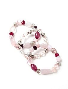 Soft Romance Bracelets