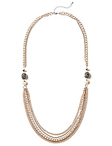 Windowpane Necklace