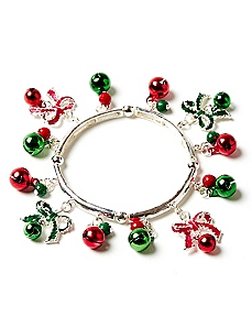 Bells & Bows Bracelet
