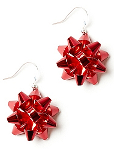 Gift Wrapping Earrings