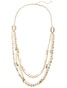 Spotlight Long Necklace