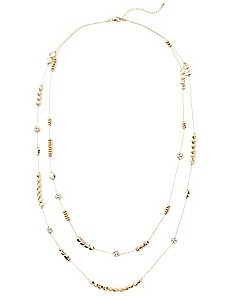 Beaded Harmony Necklace