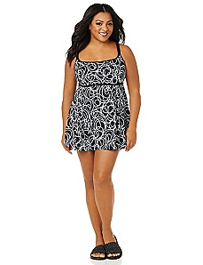 Summer Swirl Swimdress