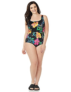 Kauai Blooms Swimsuit