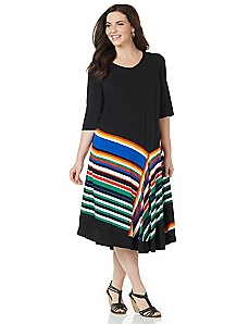 Southwestern Winds Dress