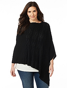 Canyon Song Poncho