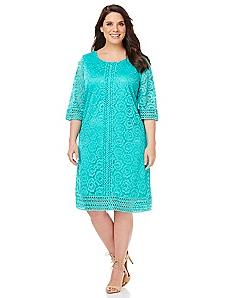 La Flor Lace Dress