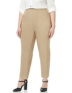 Refined Ankle Pant