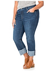 Womens Plus Size Capris, Shorts & Cropped Pants | Catherines