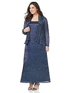 Falling Rain Jacket Dress