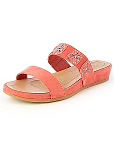 Good Soles Boardwalk Wedges