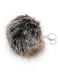 Faux Fur Keychain/Handbag Charm