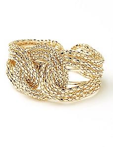 Coastal Knot Cuff