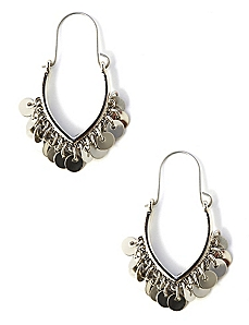 Smokescreen Earrings