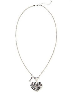 Captive Heart Necklace
