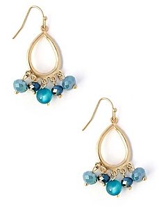Golden Tropics Earrings