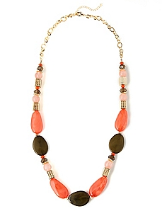 Splash Of Color Necklace