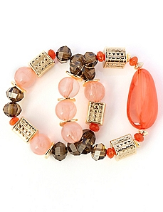 Splash Of Color Bracelet Set