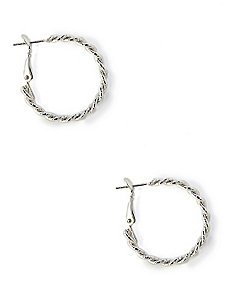 Touch Of Twist Earrings