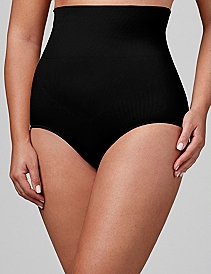 Serenada® Seamless Hi-Waist Shaping Brief