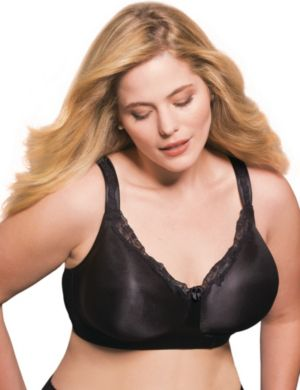 Serenada® No-Wire Minimizer Bra