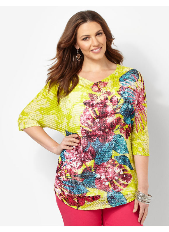 Plus-Size Capris, Skorts, Tops, Bras & More Up to 88%