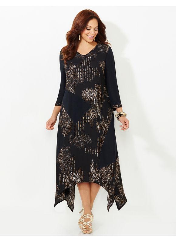 Instant Dress Womens $129.00 AT vintagedancer.com