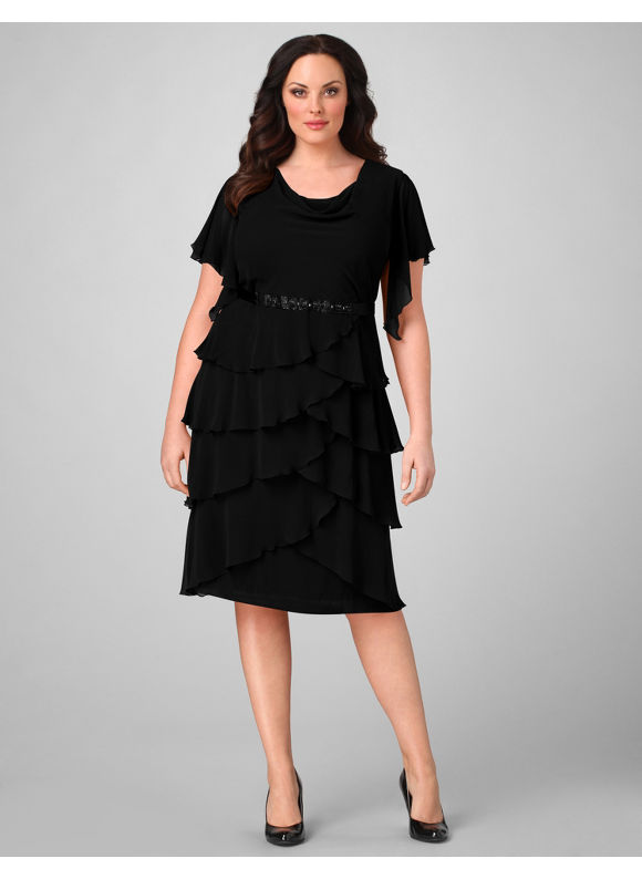 plus size dresses ross
