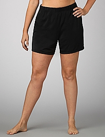 Mixable Stretch Swim Short