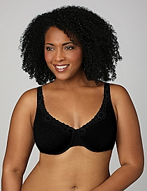 Serenada® Underwire Cotton Comfort Bra