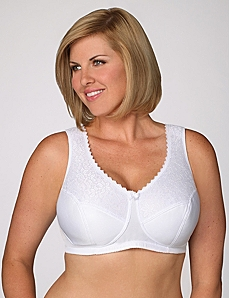 Glamorise® Serenity Bra by CATHERINES