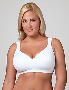 No-Wire T-Shirt Bra by CATHERINES