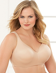 Serenada® No-Wire T-Shirt Bra by CATHERINES